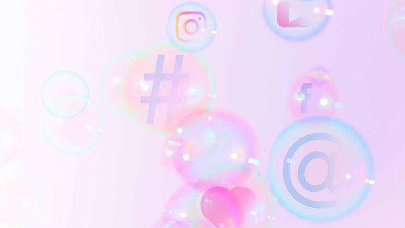 influencer bubble
