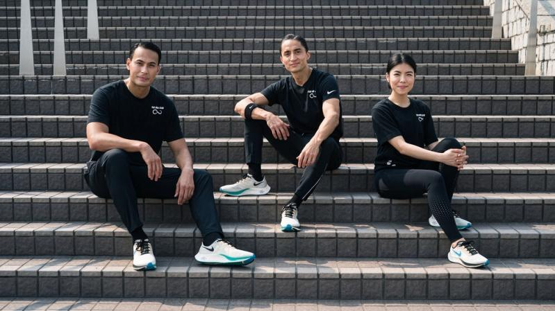 f&b run club hong kong, run to the moon 2021