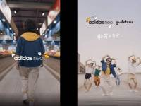 Adidas neo launches social campaign featuring Sanrio character Gudetama