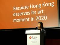 Amidst COVID-19 woes, ART Power HK launches to reinvigorate Hong Kong's art scene