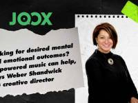 Looking for desired mental and emotional outcomes? AI-powered music can help says Weber Shandwick SG creative director