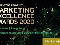 Marketing Excellence Awards 2020 shortlist unveiled