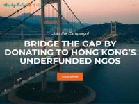 RFI Asia offers marketing support to #BridgeTheGapHK campaign