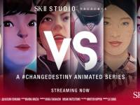 Discover how SK-II delivers the brand philosophy #CHANGEDESTINY the film series VS