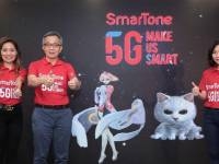 SmarTone launches its Hong Kong 5G services