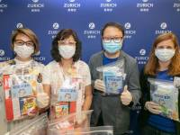 Zurich Insurance Hong Kong donates HK$1.1 million to Pok Oi Hospital to launch COVID-19 support programme