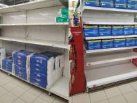 Out of stock: Ensuring on-shelf availability in a pandemic