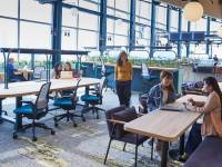 Why big corporations in Singapore are moving to co-working spaces