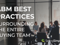 Surrounding the entire buying team