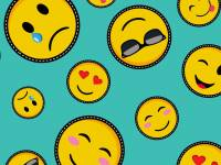 Emojis most used by your consumers across age groups