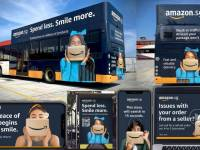 Amazon SG banks on smile logo to build brand affinity in OOH and digital campaign