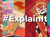 #ExplainIt: What do these branded red packet designs mean? [Video]