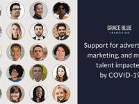 Grace Blue launches pro-bono site to aid displaced marketing talent