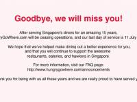 Analysis: Why HungryGoWhere's closure was an inevitable outcome
