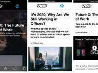 HP pushes branded content on the future of workforce with VICE and The Economist