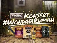 WONDA Coffee entertains Malaysians during lockdown with home concert