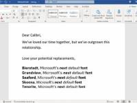 After tackling fonts, Microsoft now reported to freshen up under the hood of Windows 10