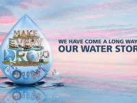 PUB refreshes 'Make Every Drop Count' visual in latest campaign