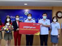 Thai Vietjet offers year-long complimentary tickets to medical staff