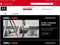 Under Armour gives eCommerce push additional oomph with Shopee store