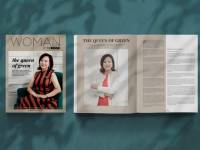 The Edge SG launches new print magazine titled 'WOMAN'