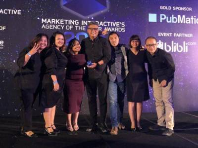 Biggest winners of Marketing's first-ever Agency of the Year Indonesia 2019 awards