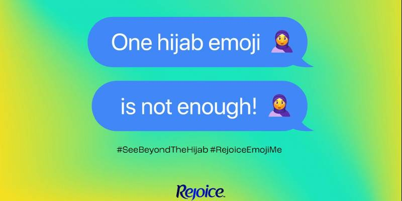 P&G's push for hijabi representation: Driving the convo with an emoji pack