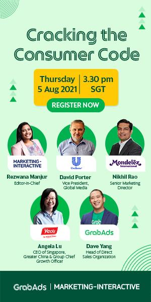 """Grab Panel Discussion """"Cracking the Consumer Code"""""""