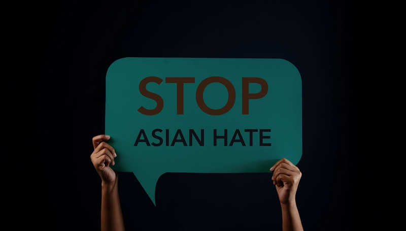 anti-asian hate, racism