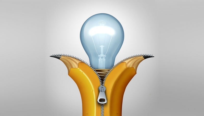 pencil lightbulb