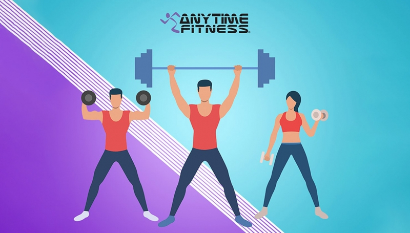 Anytime Fitness Asia
