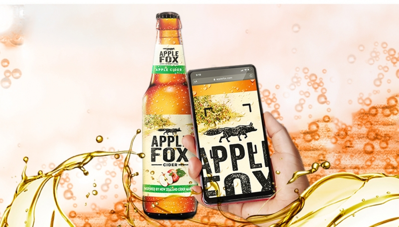 Apple Fox Cider