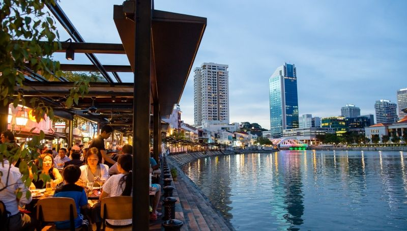 Singapore River_Boat Quay