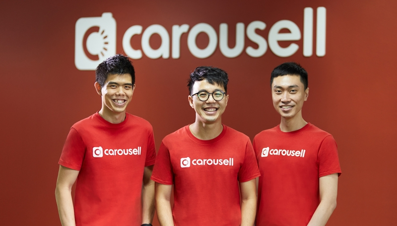 Carousell, investment, funding, secondhand, classifieds