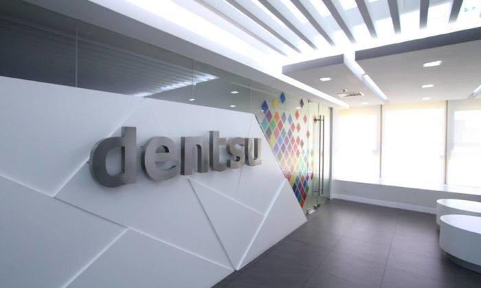 dentsu group