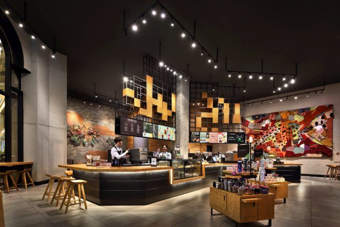 design of starbucks china first signing store 700x467