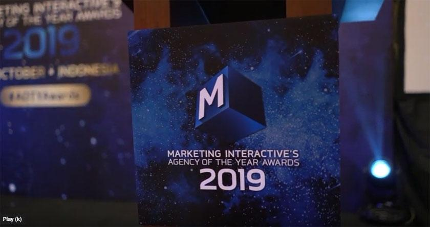 Agency of the Year Awards 2019 Indonesia - Video Highlights