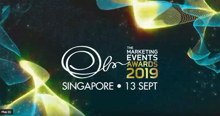 Marketing Events Awards 2019 Singapore - Video Highlights