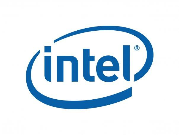 intel old logo