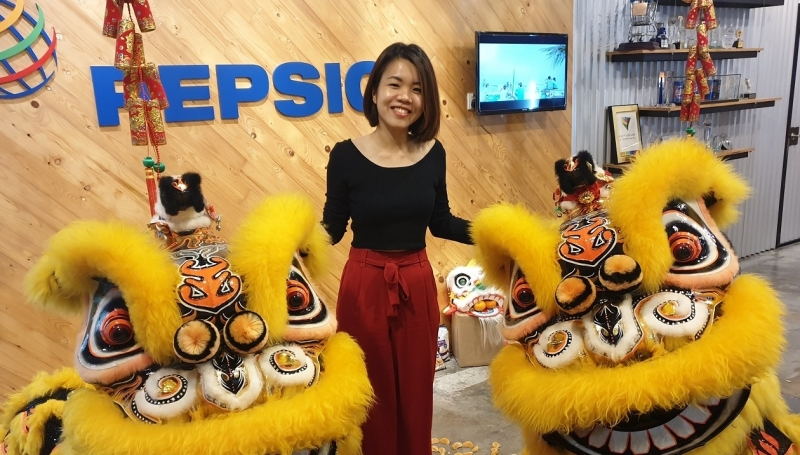 PepsiCo, Jennifer Lee