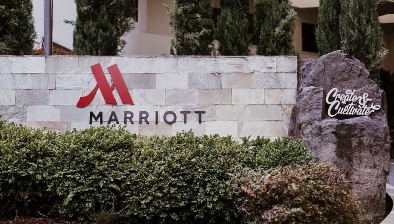 Marriott Facebook