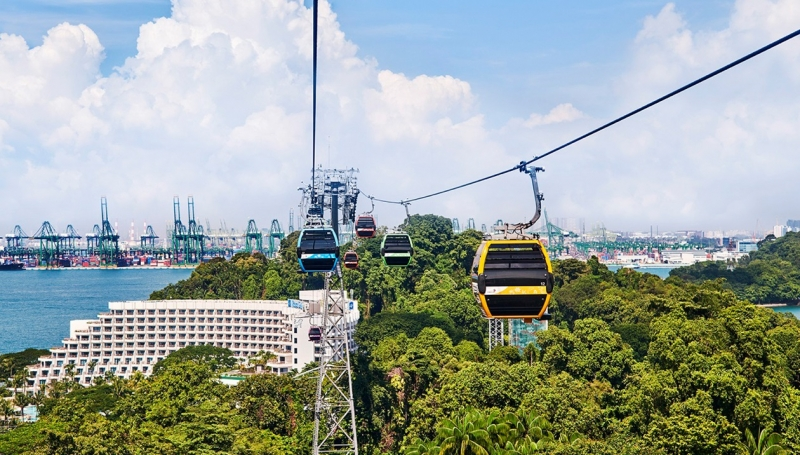 Mount Faber Leisure Group