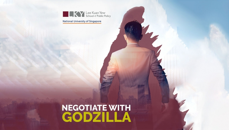 Negotiating with Godzilla