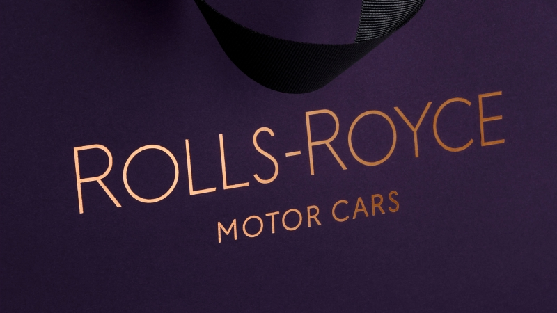 rolls royce wordmark example 1