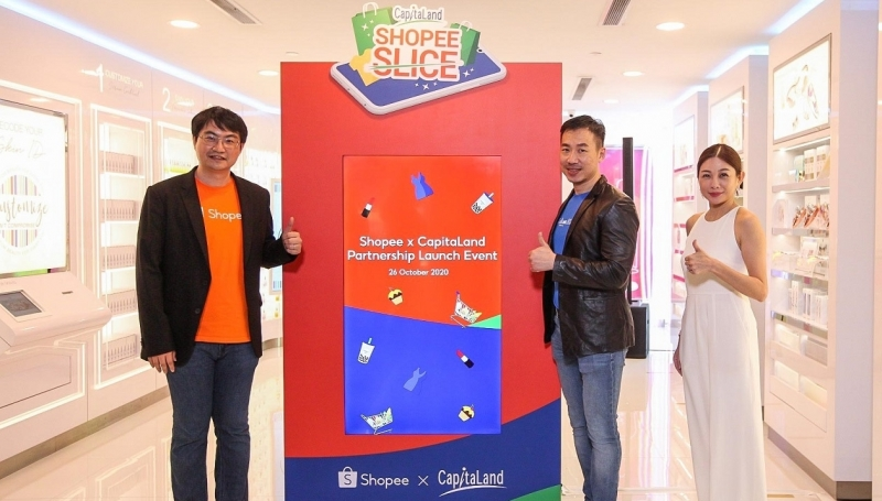 Shopee CapitaLand