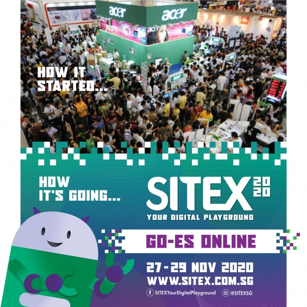 sitex how it started