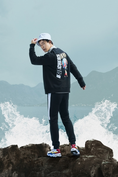 skechers x one piece shoes apparel 1