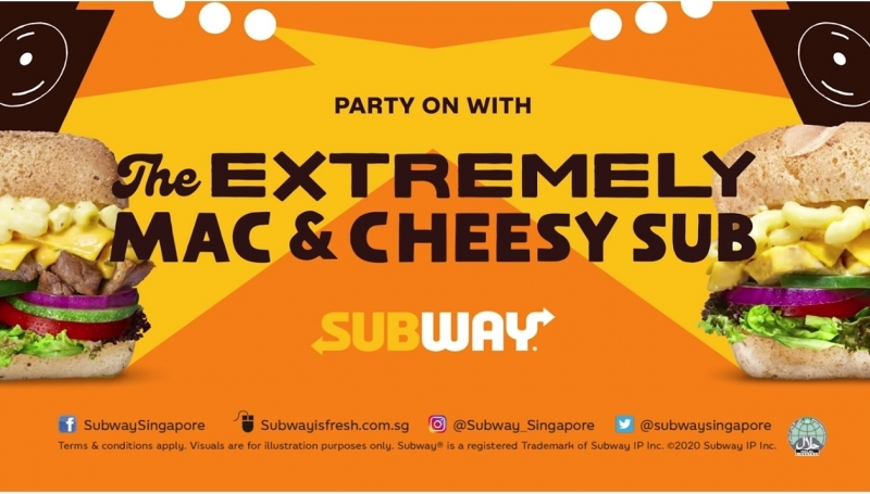 Subway Cheesechella