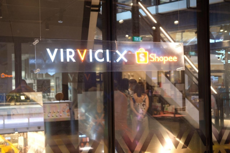 virvici store launch 7