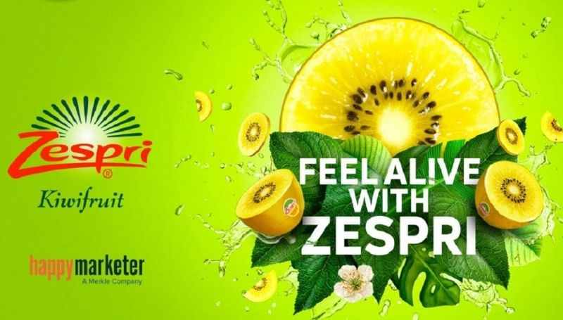 Zespri Happy Marketer